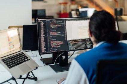 Coding screen